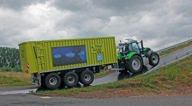 Электроактивный: прототип ZF Innovation Tractor