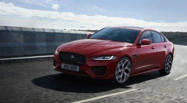 Jaguar XE: Агрессивный облик и гаджеты от I-Pace