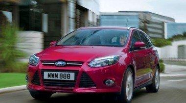 Компания Ford объявляет о начале первых отгрузок Focus III