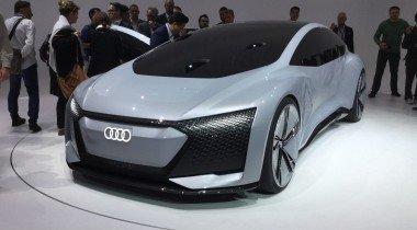 Audi Aikon: включить автопилот!