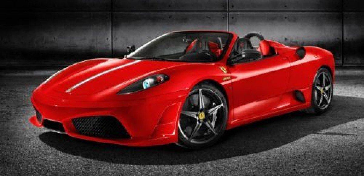 Ferrari представляет F430 16M Scuderia Spider