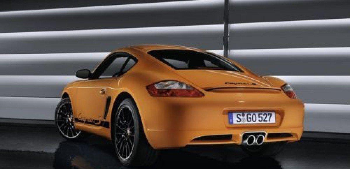 Немецкие тюнеры создадут электрическую версию Porsche Cayman
