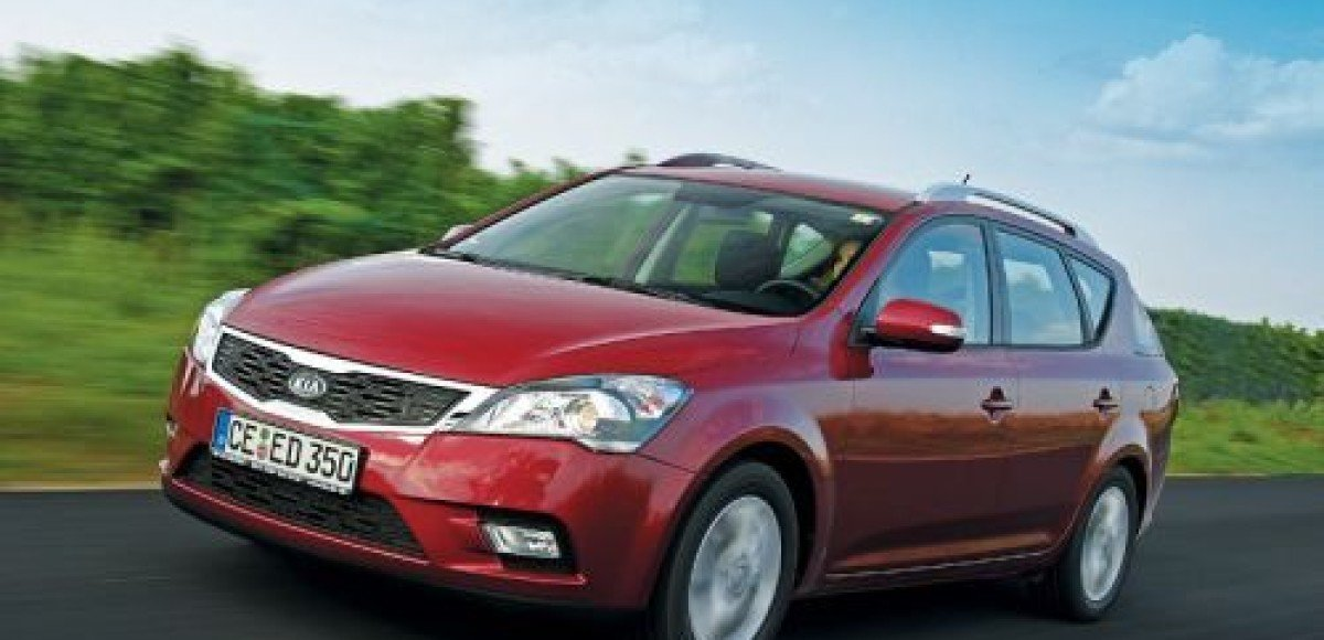 Самой популярной маркой автомобиля в столице признана KIA