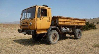 КАЗ-4540. «Шайтан-арба»