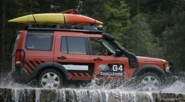 С 5 по 7 сентября в Москве состоится четвертый региональный отборочный тур Land Rover G4 Challenge