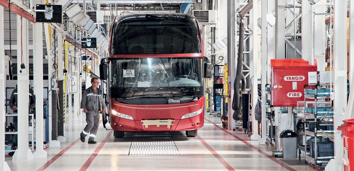 Как делают автобусы MAN и Neoplan