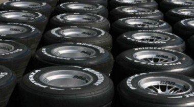 Стратегия покрышек Bridgestone Potenza
