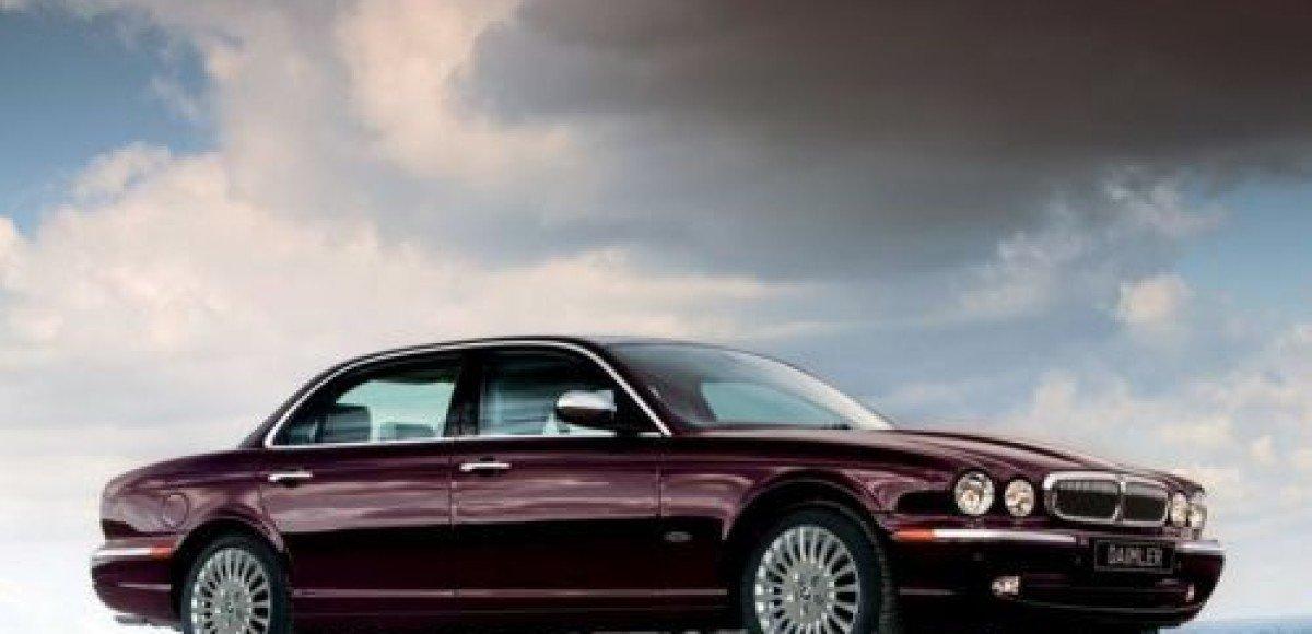 Daimler. Символ аристократизма и роскоши