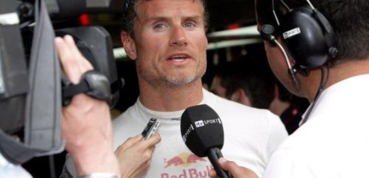 Дэвид Култхард: «Формула 1 — это всемирная сцена»