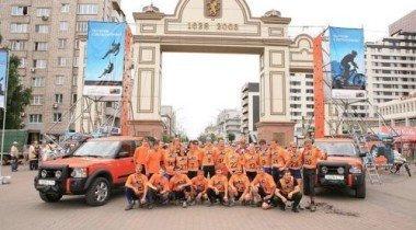 Завершен второй региональный отборочный тур Land Rover G4 Challenge в Красноярске