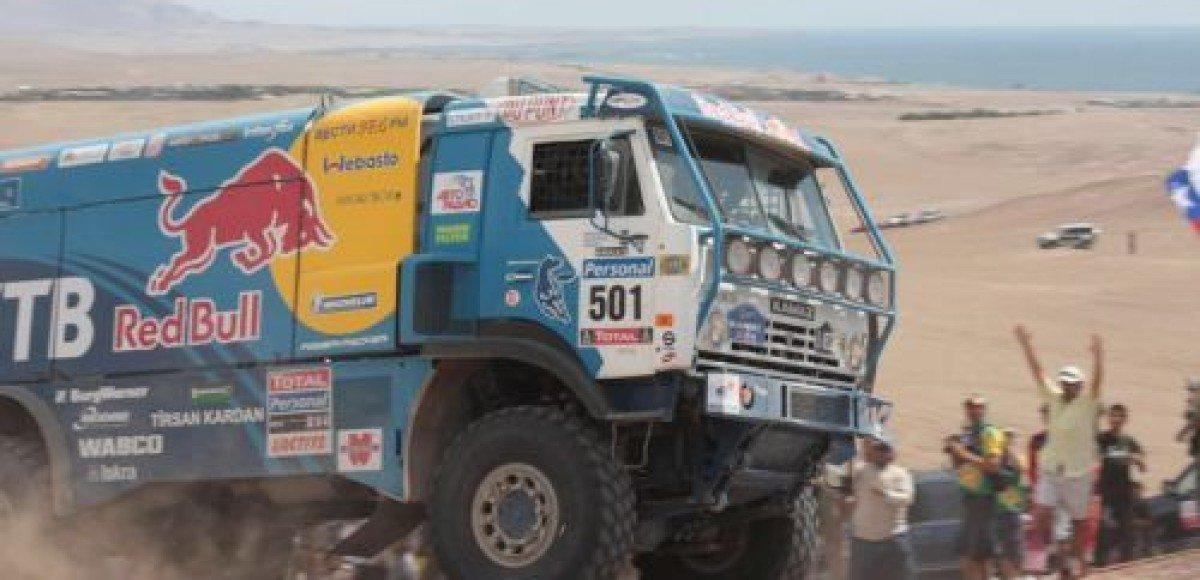 Ралли-рейд «Дакар-2010» завершился убедительной победой российской команды «КАМАЗ-Мастер»