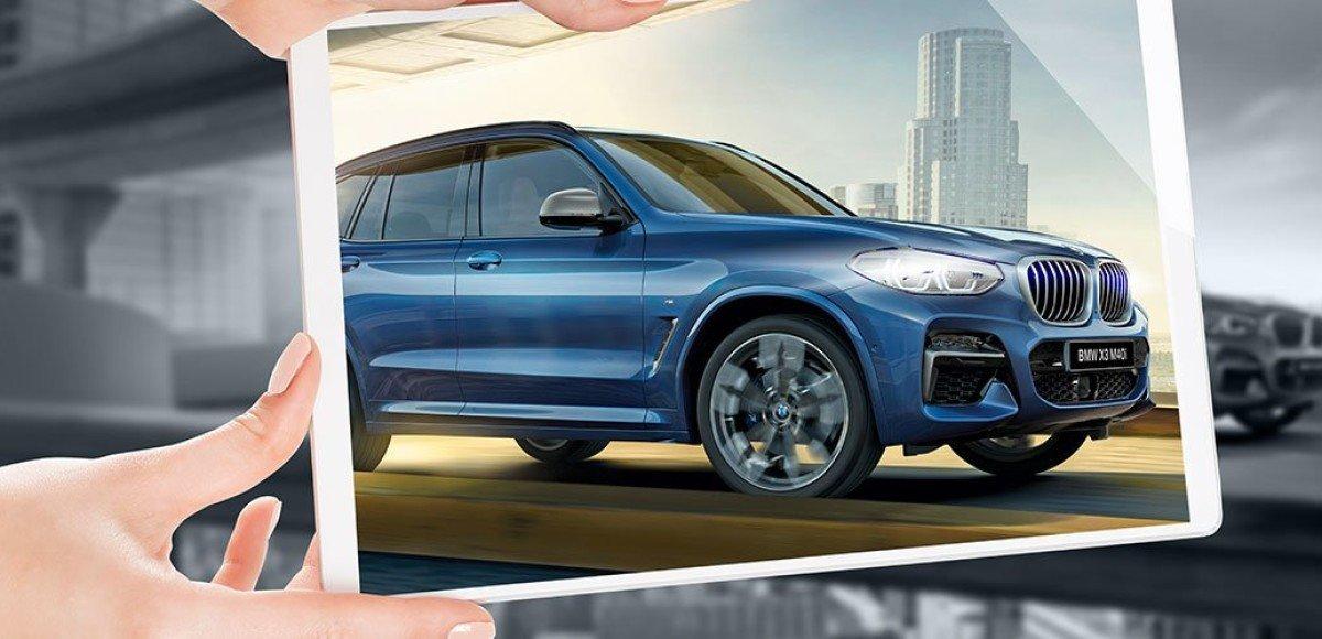 «Балтийский лизинг» предлагает BMW X3 со сниженными ежемесячными платежами