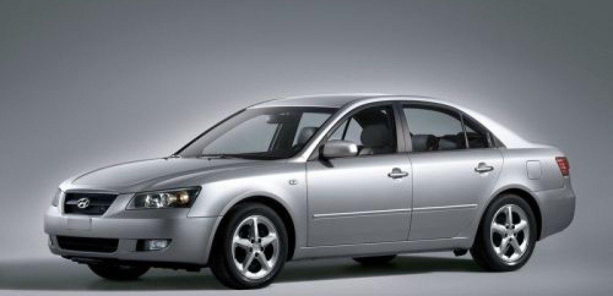 Hyundai NF Sonata. Телевизор в подарок!