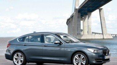 BMW представляет 5-Series Gran Turismo