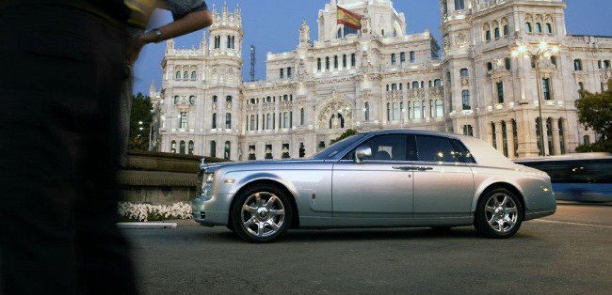 Rolls-Royce 102EX «Phantom Experimental Electric»