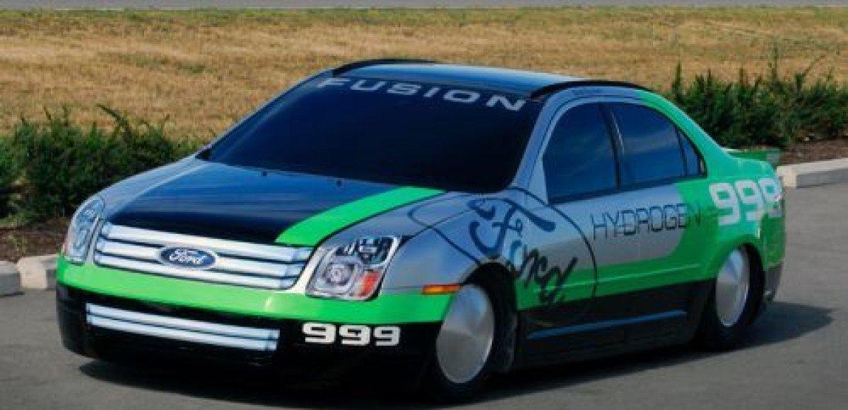 Ford нацелился на рекорд скорости