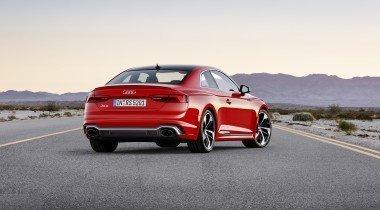 Audi RS5 Coupe: пять миллионов удовольствия