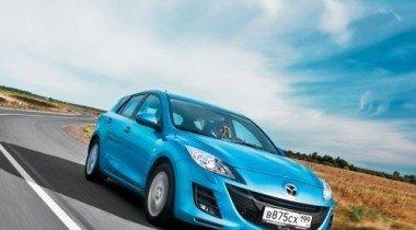 В «Евросиб-Авто» снизились цены на новую Mazda3