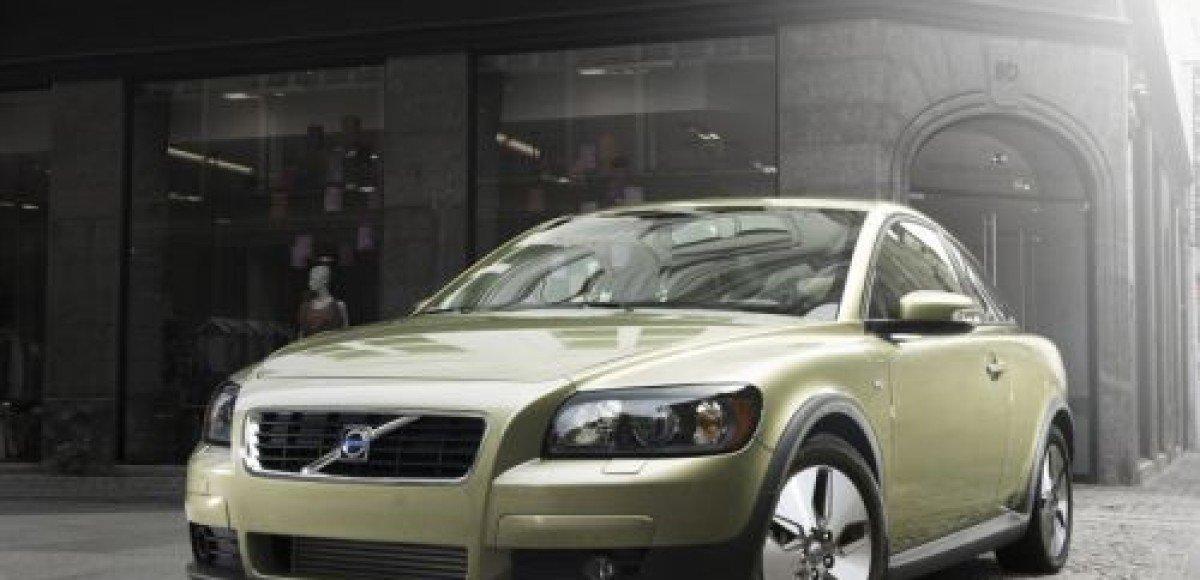 Volvo C30 Drive – стильный, экологичный и… гоночный