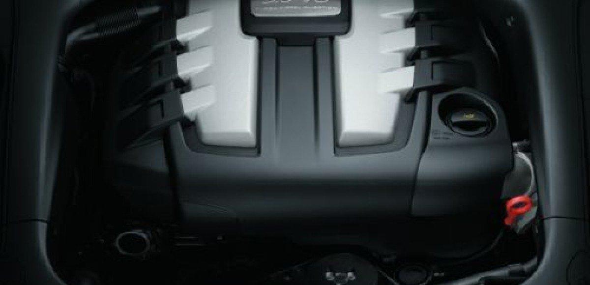 На заводе в Лейпциге началось производство дизельного Porsche Cayenne