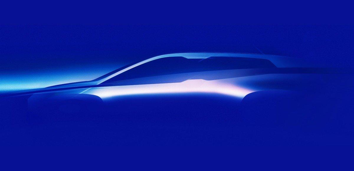Беспилотный BMW iNEXT будет кроссовером
