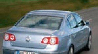 VW Passat 2.0 TDi. Истинный ариец