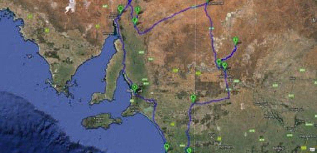 В Австралию на квадроциклах — первая межконтинентальная экспедиция на технике и под флагом CFMOTO!