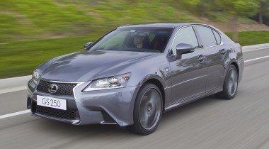 Lexus GS 250: бизнес-совершенство
