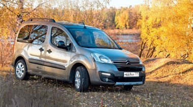 Citroen Berlingo. Примерный семьянин