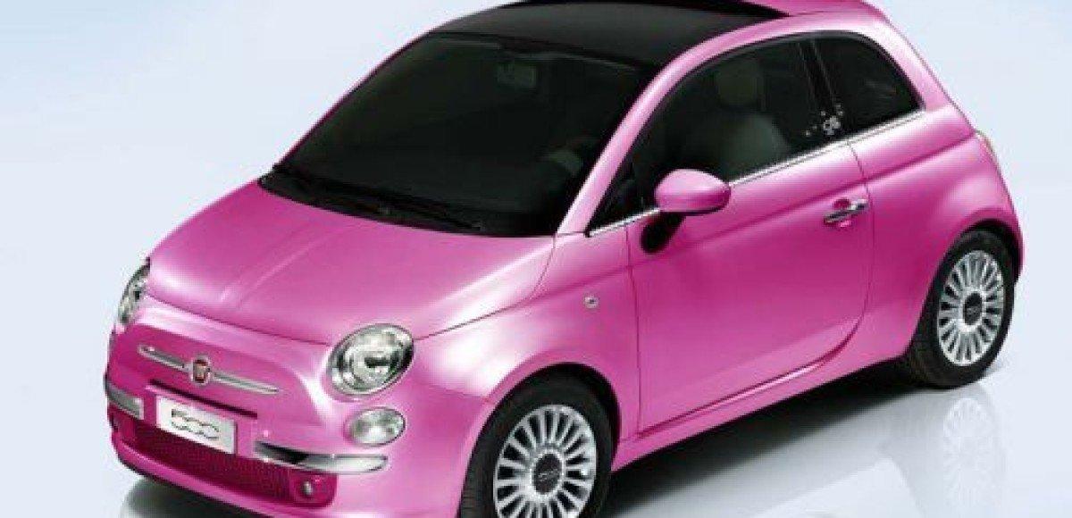FIAT подготовил подарок к юбилею Барби