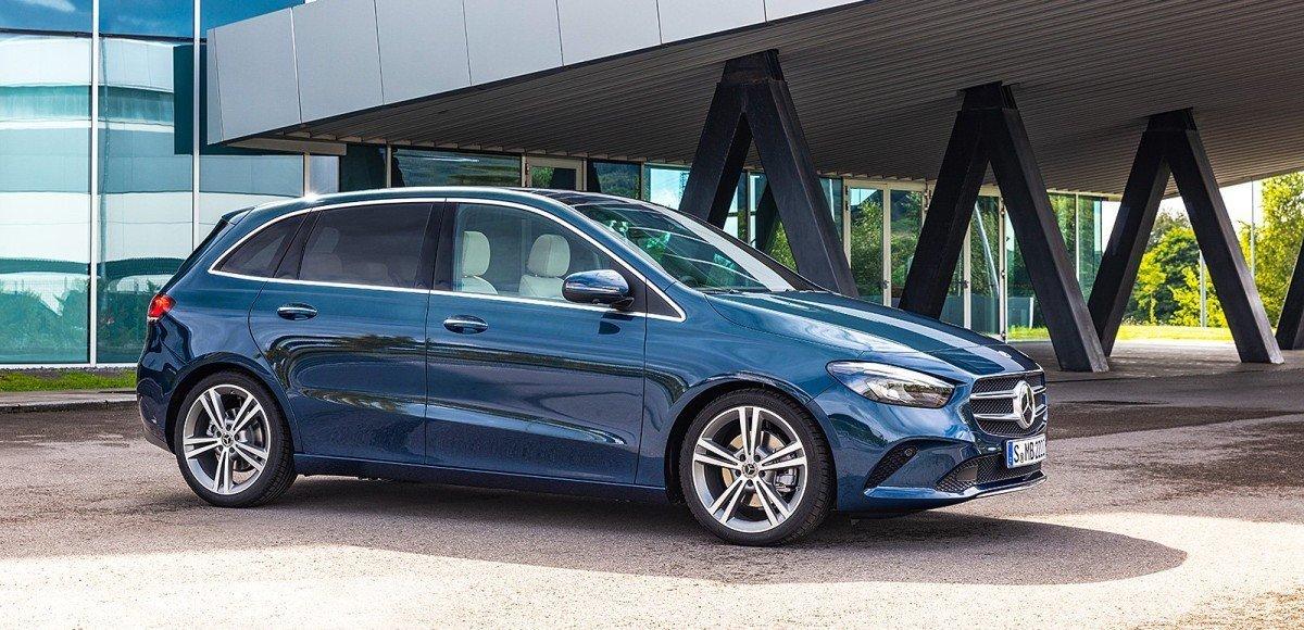 Новый Mercedes-Benz B-Class. Просторнее! Современнее! Спортивнее?