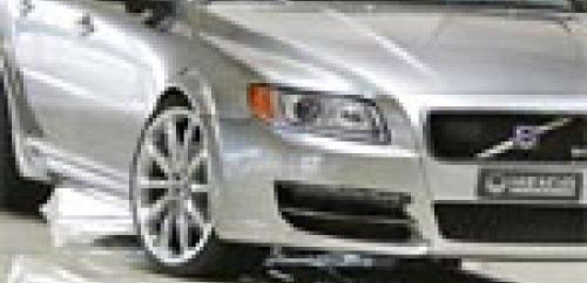 Volvo S80 High Performance – звезда Лас-Вегаса
