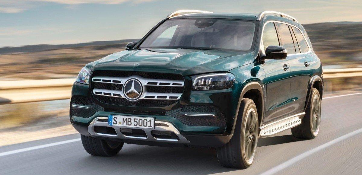 Mercedes-Benz GLS: больше некуда?