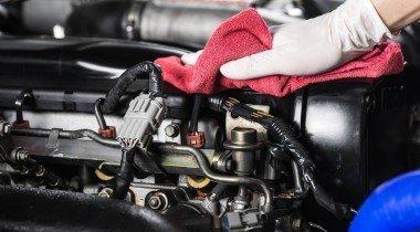 Когда нужно мыть двигатель и как правильно это сделать