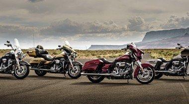 Новый двигатель Harley-Davidson