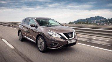 Nissan Murano резко подешевел