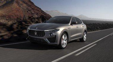 Maserati Levante Vulcano: всего 5 машин на всю Россию