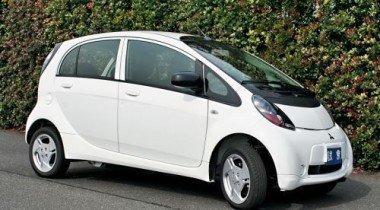 Mitsubishi начинает продажи i-MiEV в России в середине мая