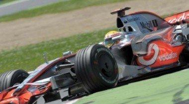 Гран-При Венгрии. Вторая пятничная практика