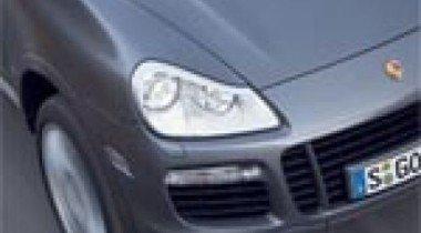 Porsche во Франкфурте. Новые лица Cayenne