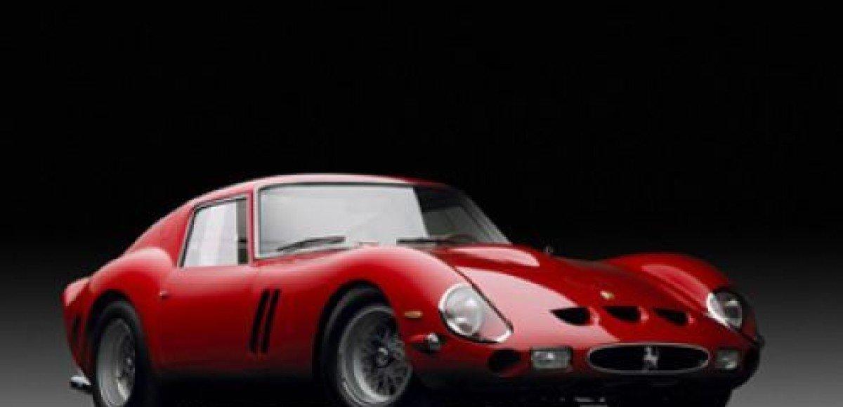 Ferrari 250 GTO. Дороже не бывает!