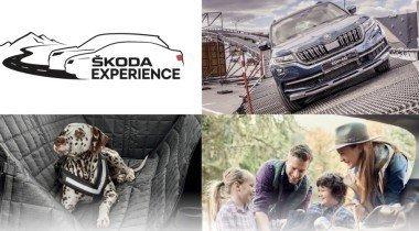 Skoda проводит уникальный мультимедийный внедорожный тест-драйв