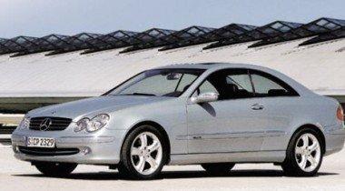 Mercedes-Benz CLK. Сила убеждения