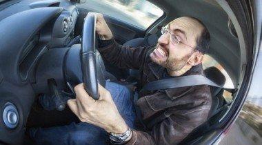 Чего боятся водители