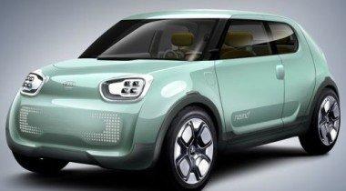 На автосалоне в Сеуле KIA представила электрический концепт Naimo