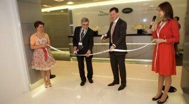 Открытие тренинг-академии от Jaguar Land Rover