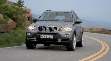 BMW 540i touring vs BMW X5 4.4i . Один другого лучше