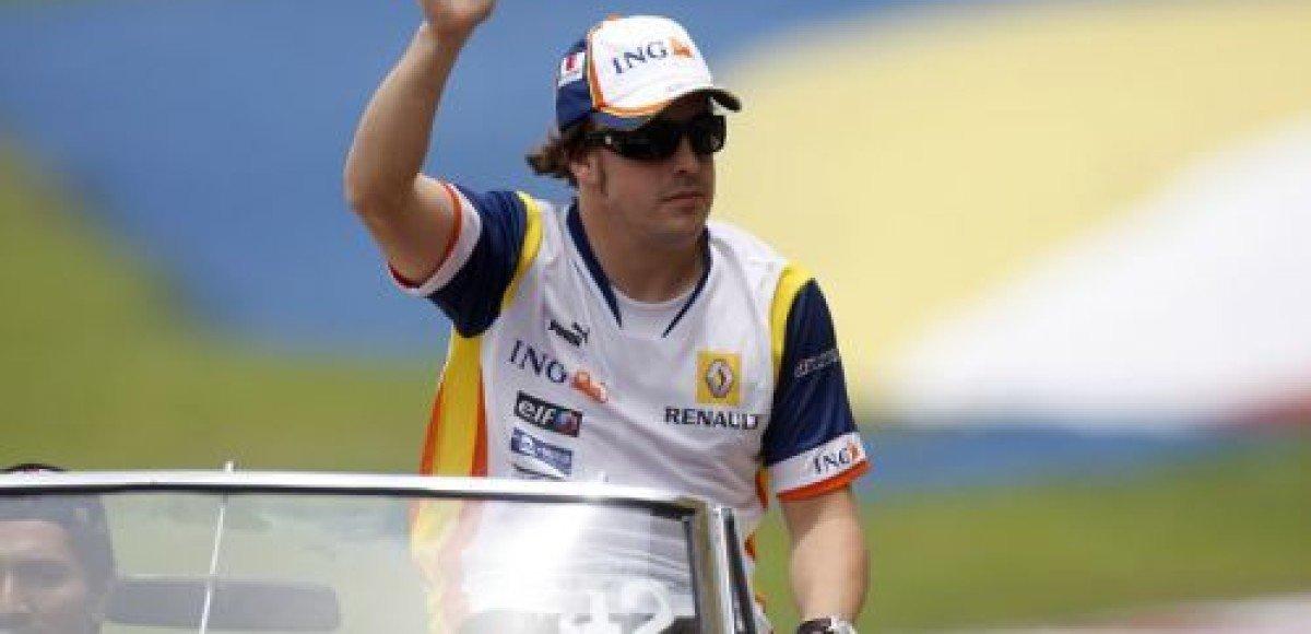 Алонсо готов к Гран-При Турции