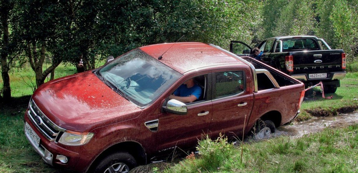 Ford Ranger. Переоценка ценностей