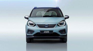 Новая Honda Jazz для Европы станет кросс-гибридом